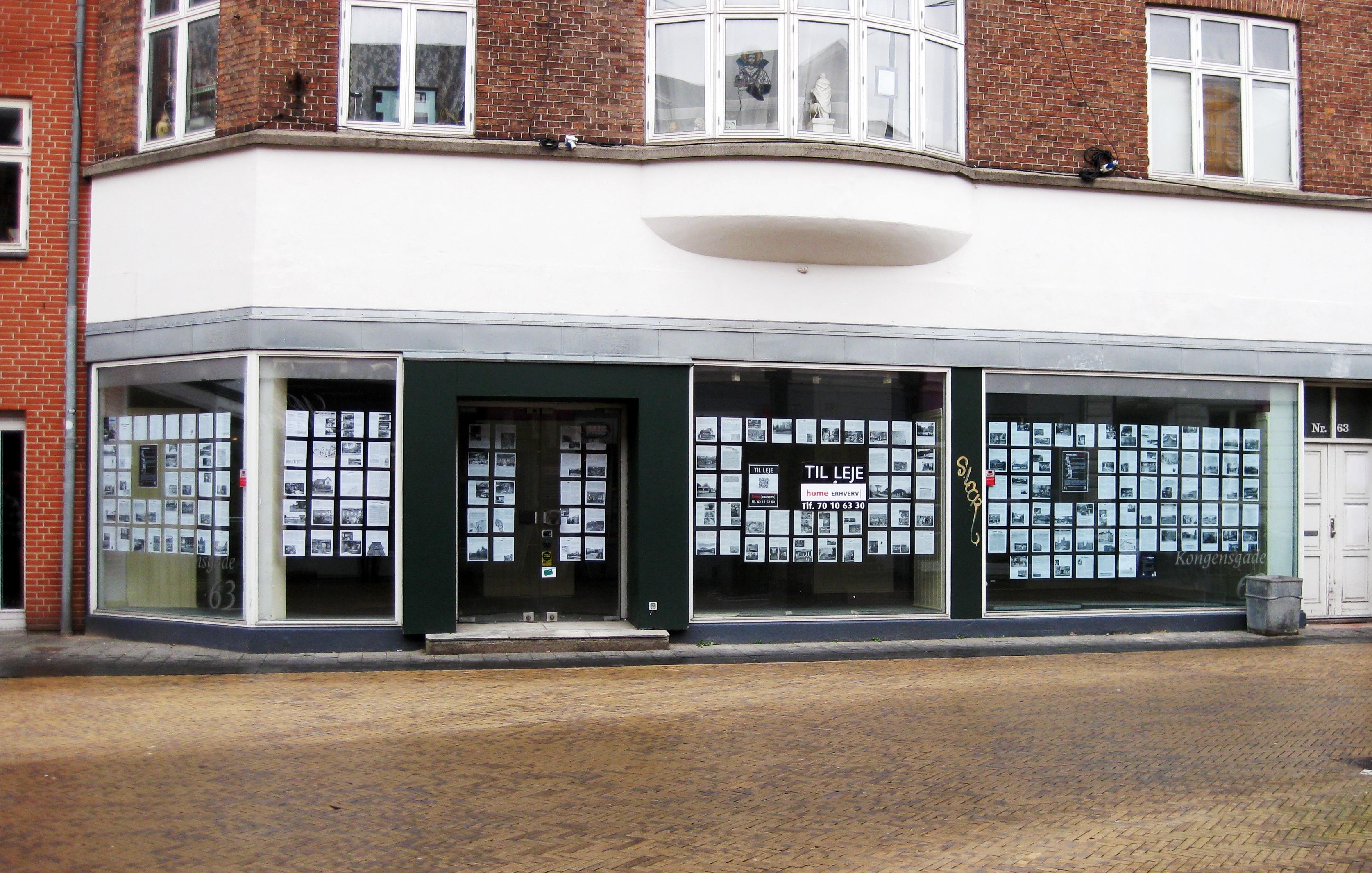 Odenses første butiks-bibliotek ligger i Kongensgade 63.